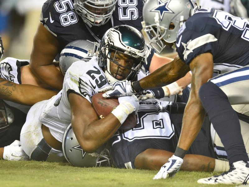 Eagles Have Defenders Living In Their Backfield