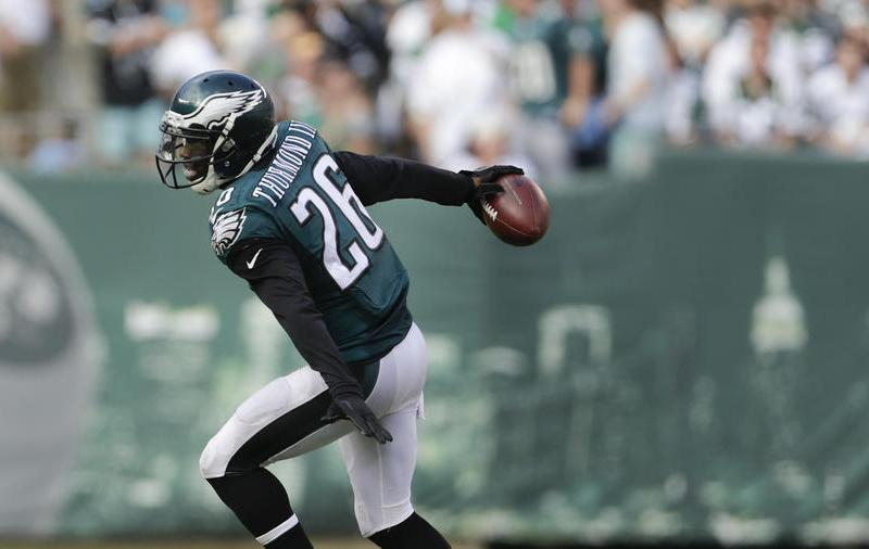 Eagles Safeties Malcolm Jenkins & Walter Thurmond Are Both Playing Great Football