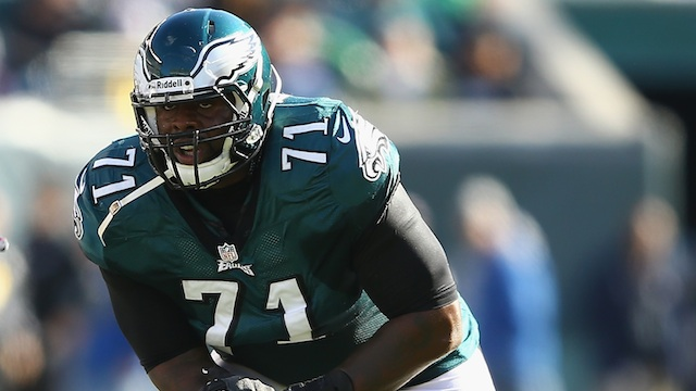 Eagles Jason Peters Says He's Still The Man