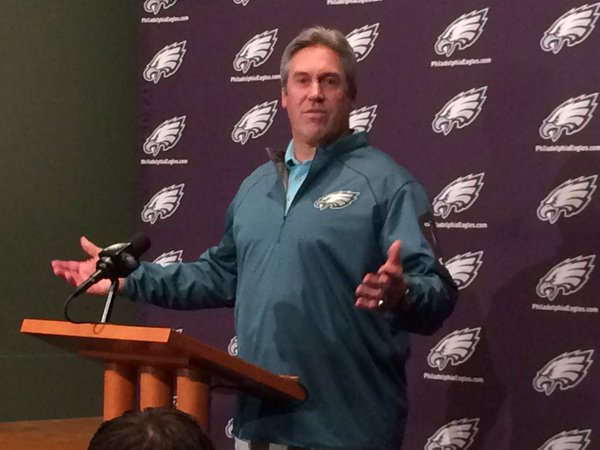 Late Thoughts From Eagles-Seahawks
