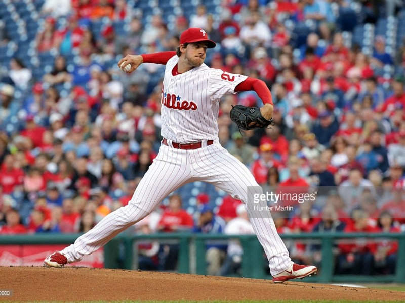 Notes From The Phillies' 8-1 Win Over Miami