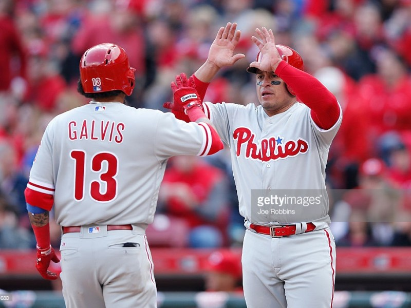 Notes From The Phillies' 6-2 Loss To Cincinnati