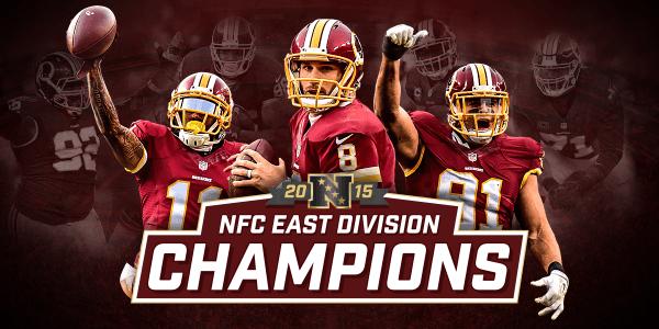 NFC East Competition-Washington Redskins