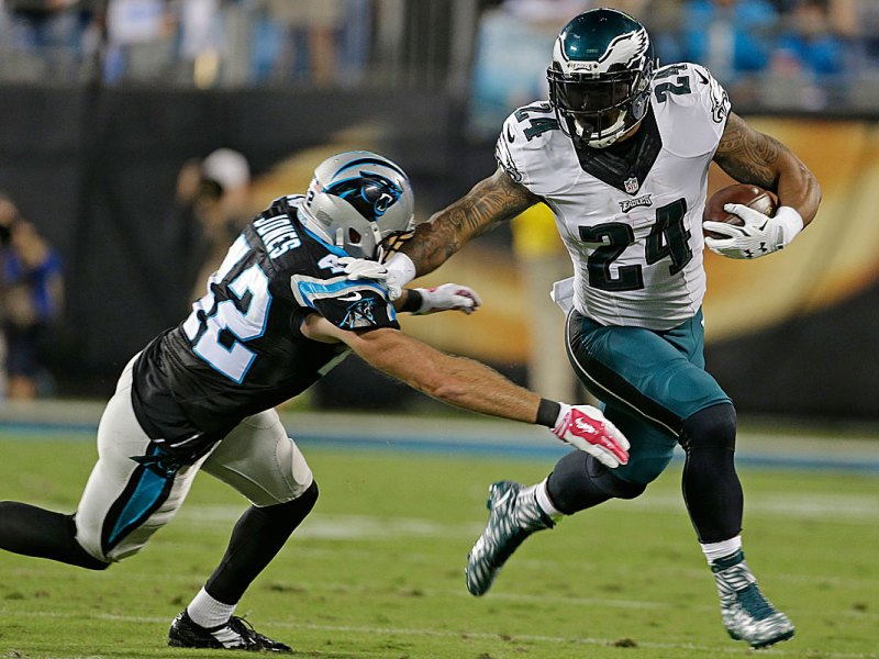 Can Eagles Bradford, Peters, Mathews & Hicks Stay Healthy?