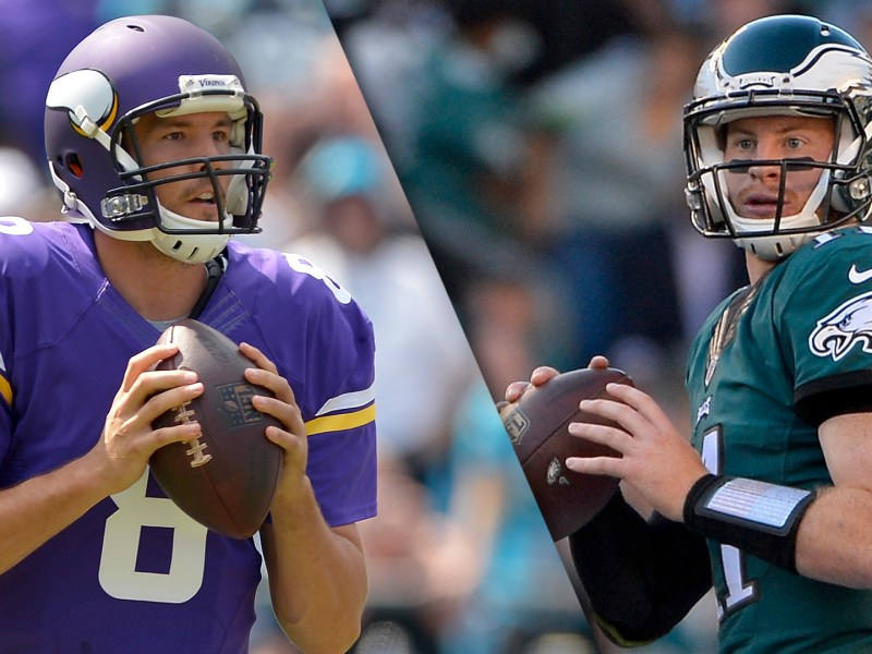 Thoughts From Eagles-Vikings