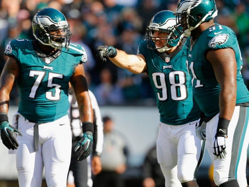 Can Eagles Play Eight Man Front Versus The Cowboys?