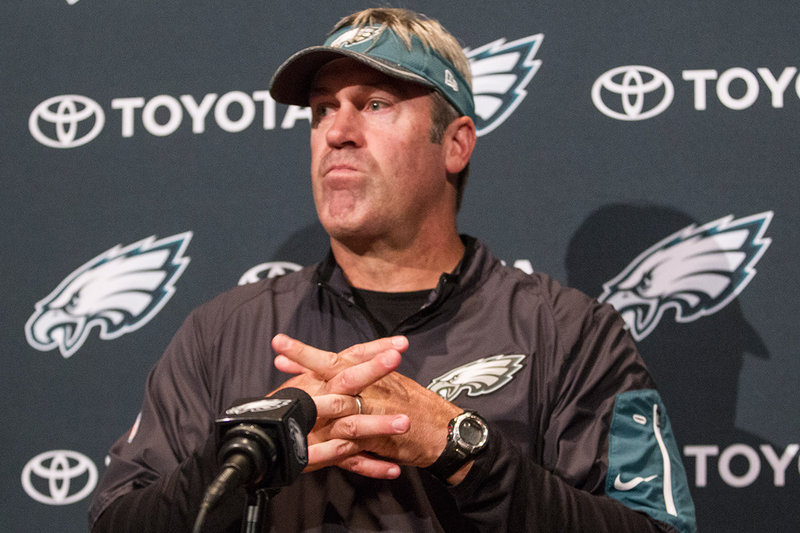 Eagles Podcast: Thoughts On Doug Pederson, Eagles-Giants Preview