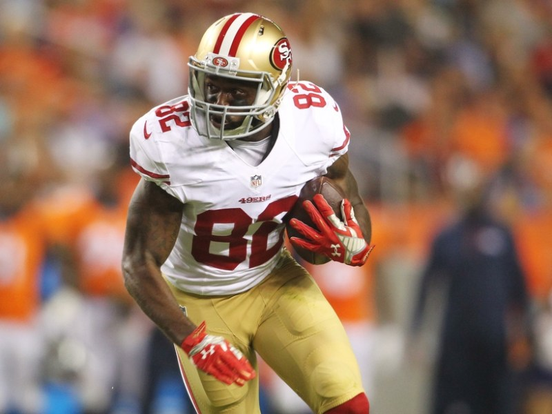 Report: Eagles Interested In 49ers' Torrey Smith