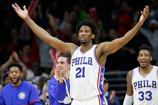 Sixers Agree To 5-Year Contract Extension With Joel Embiid