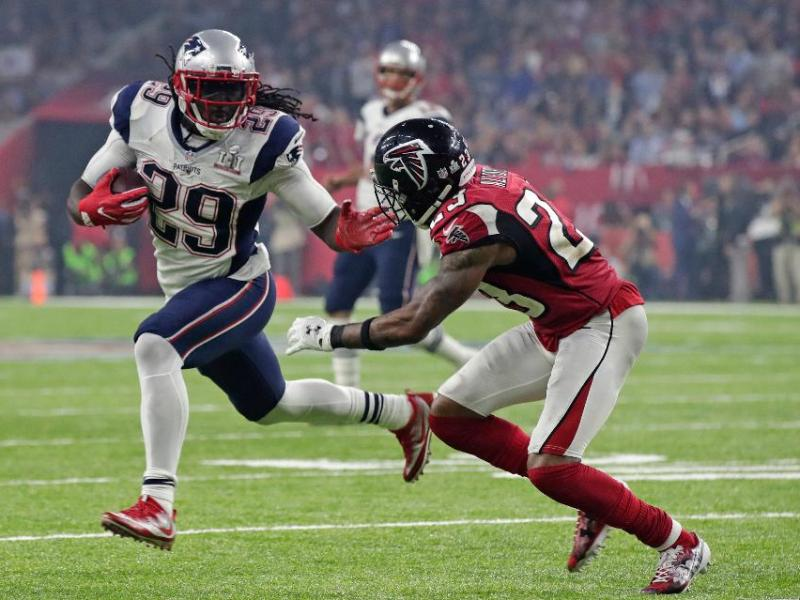 Eagles Sign LeGarrette Blount To A One-Year Deal