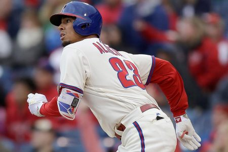 Notes From The Phillies' 6-3 Loss To Oakland