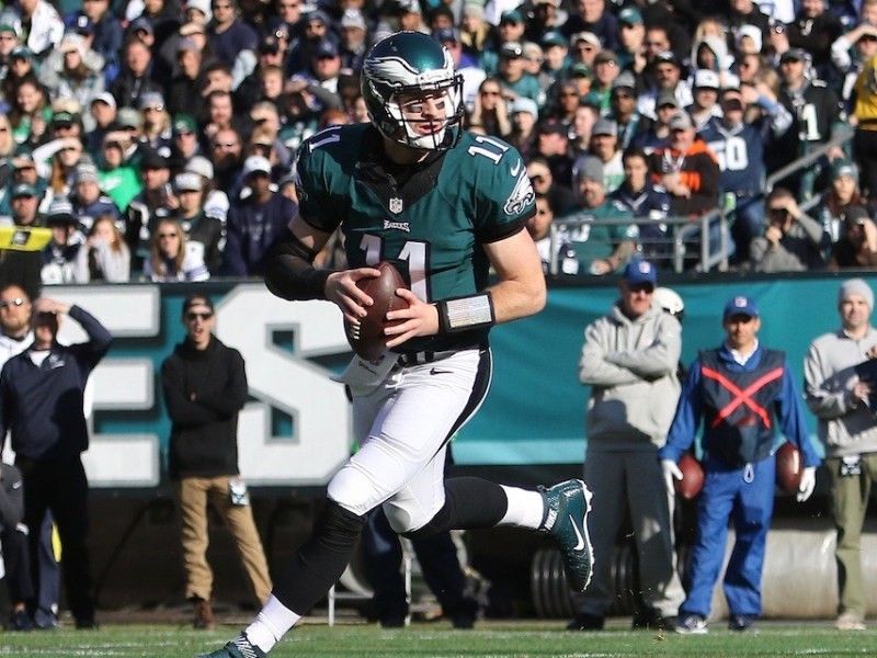 The Development Of Carson Wentz