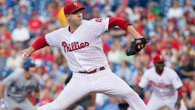 Notes From The Phillies' 4-3 Win Over Los Angeles