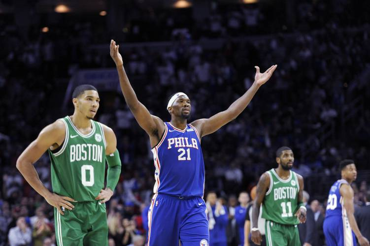 Video:  Sixers Lose To Celtics In Home Opener