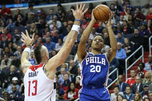Video: Rookie Markelle Fultz Debuts In Sixers Loss