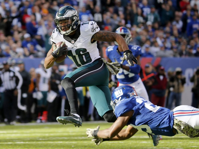 Cleveland Browns Sign Bryce Treggs From Eagles' Practice Squad
