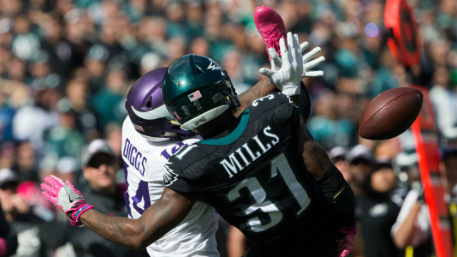 Video:  Eagles CB Jalen Mills Is Playing The Game With His Mind