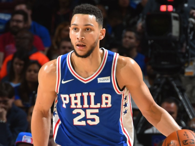 Sixers' Week In Review: Above .500 For First Time In Four Years