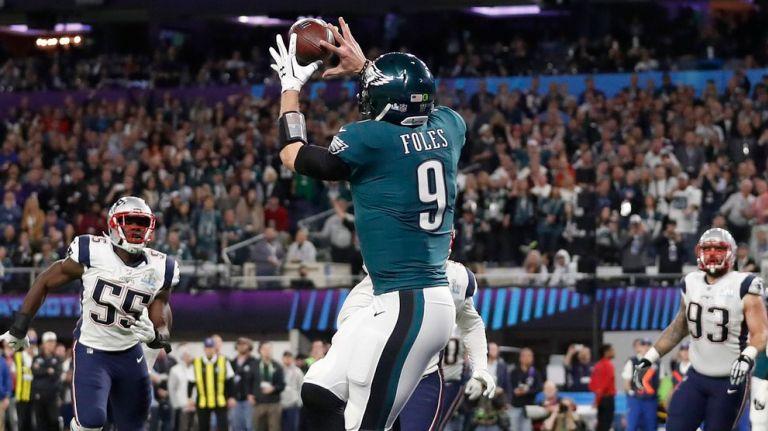 Report: Nick Foles Will Start Week 1