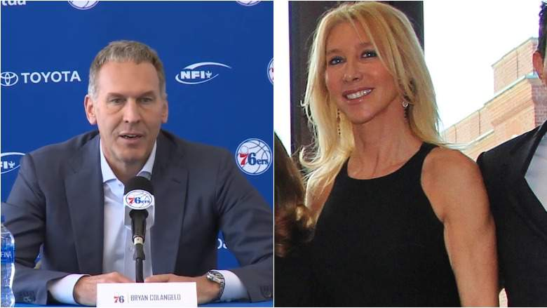 Sixers Finally Part Ways With Bryan Colangelo & HIs Wife