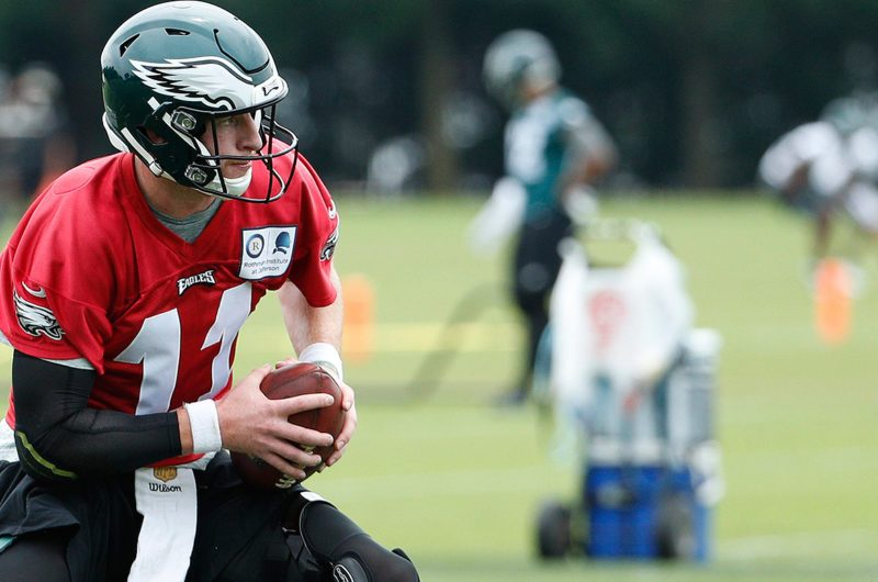 Eagles Leaders Hungry For Repeat