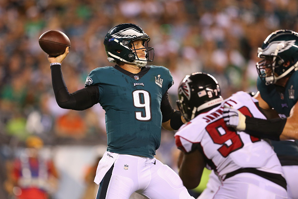 Nick Foles Will Start Again On Sunday