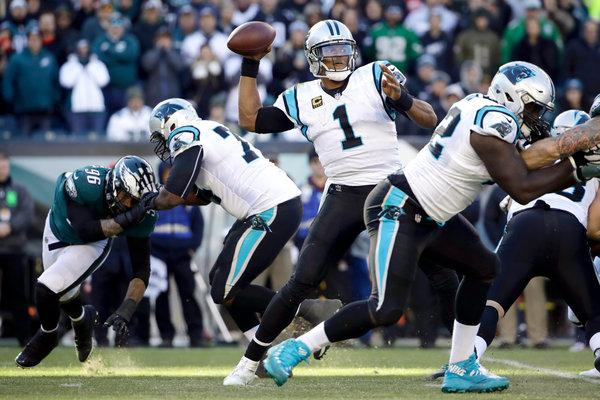 Late Thoughts From Eagles-Panthers
