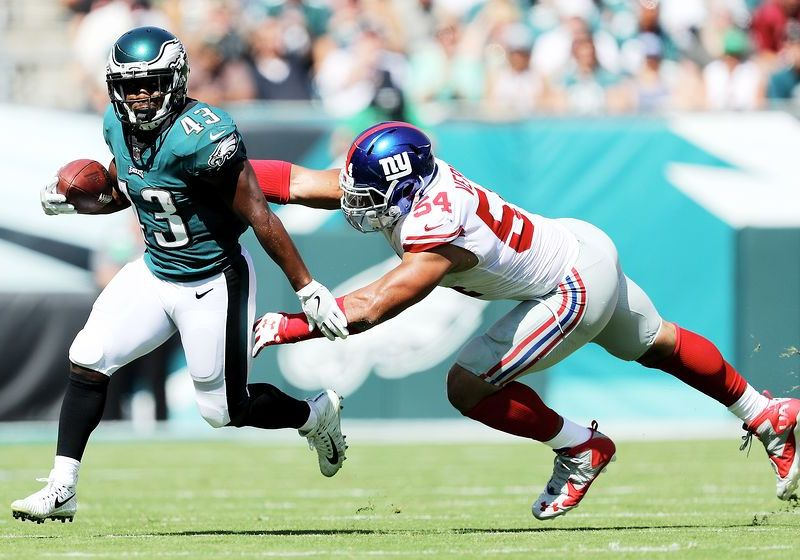 Eagles Shouldn't Expect Help From Darren Sproles