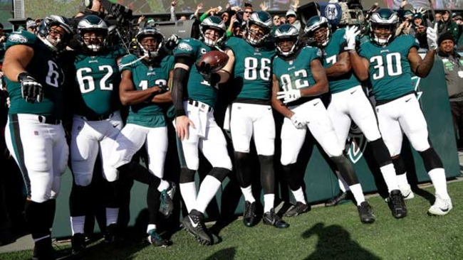 The Door Is Wide Open For The Eagles, But…..
