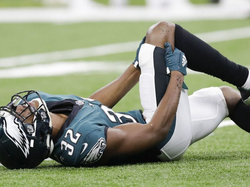 Were The Eagles Defensive Backs Wearing The Wrong Shoes?