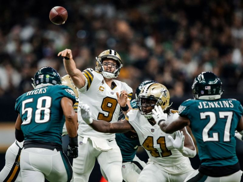 Thoughts From Eagles-Saints