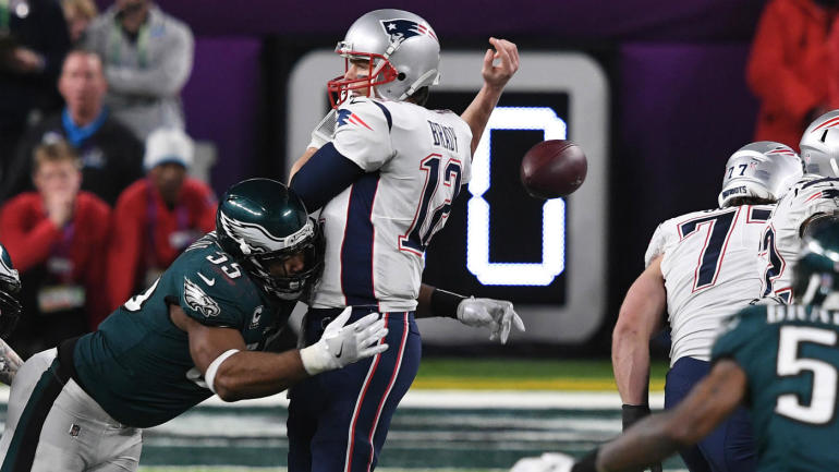 Here Are Five Good Reasons Why The Eagles Resigned Brandon Graham