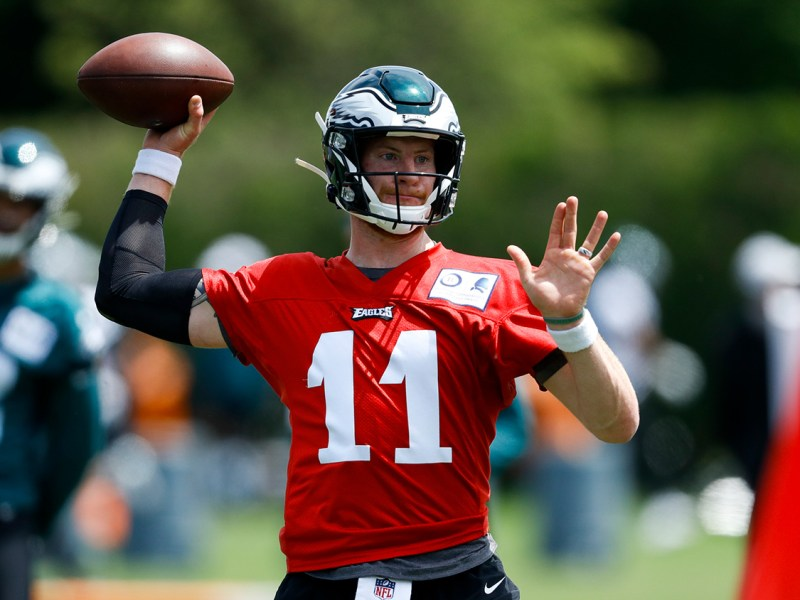 The Eagles Offense Is Stacked With Weapons