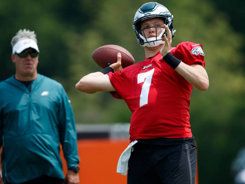 I Will Be Watching Sudfeld and Sanders Closely In The Eagles Opener Tonight