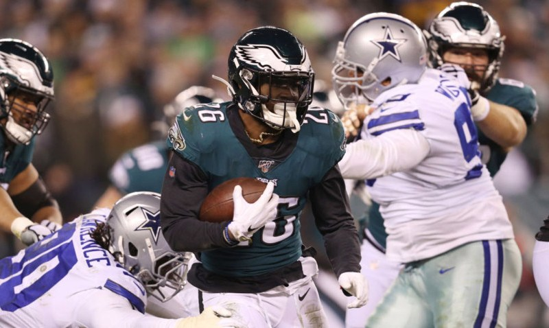 G. Cobb Birds Report Podcast – Eagles Shock Cowboys 17-9