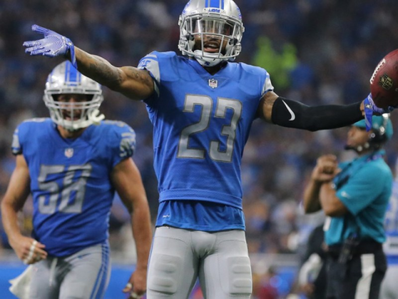 Eagles Acquire Darius Slay from the Detroit Lions