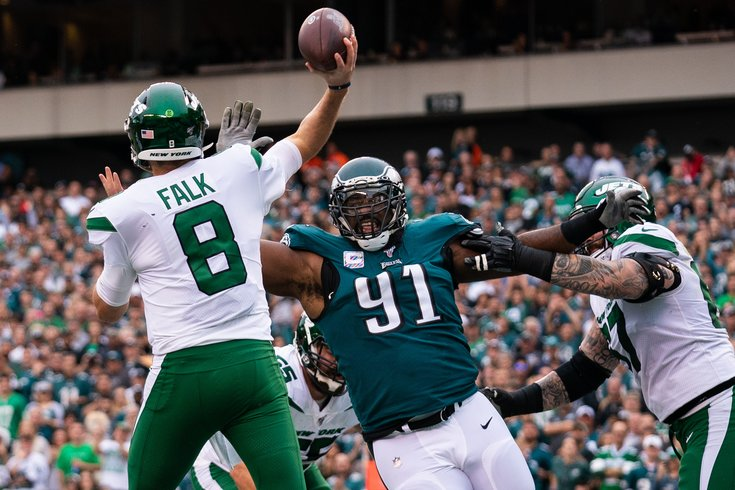 The Eagles Defense Has A Chance To Be Very Good, But…