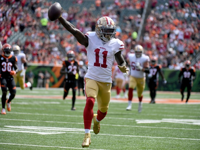 I Understand The Decision By Marquise Goodwin