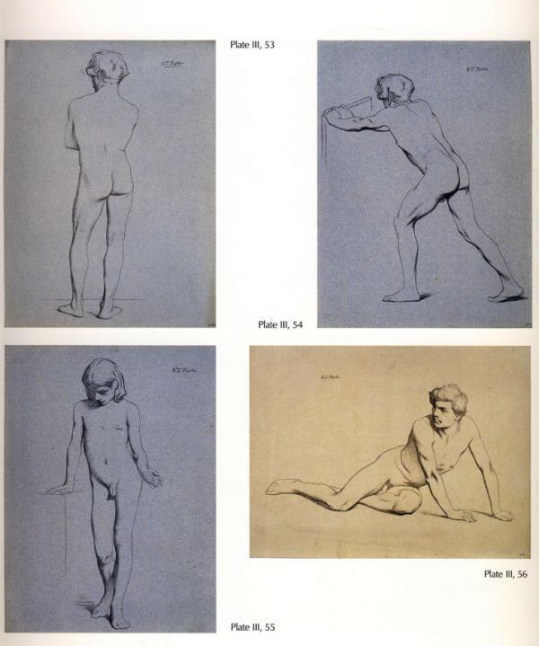 gcomics-curso-de-dibujo-charles-bargue-dibujo-lapiz-poses-varias-1