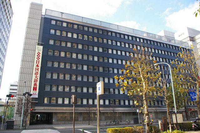 shogakukan-edificio
