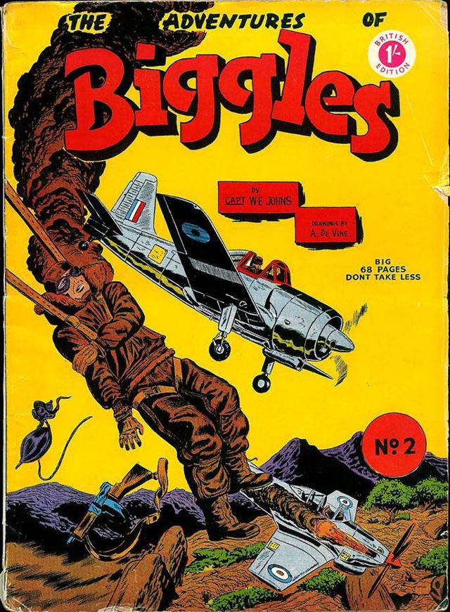 biggles-albert-de-vine-cover