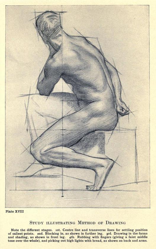 practica-y-ciencia-del-dibujo-harold-speed-proceso-ilustracion