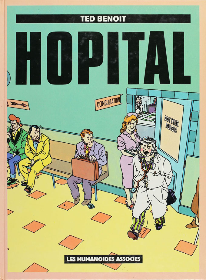 ted-benoit-hopital-cover