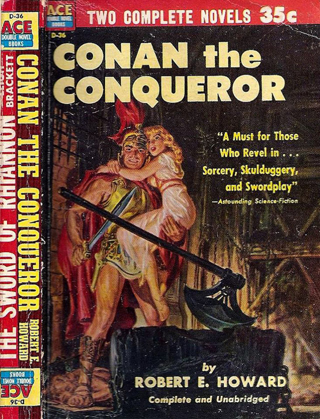 novela conan the conqueror de 1953