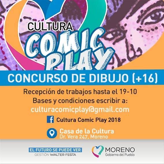 concurso comic play