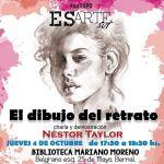 esartesur-dibujodelretrato-nestortaylor-oct 2018