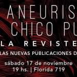 Big Sur presenta: El Aneurisma del Chico Punk en La Revisteria!