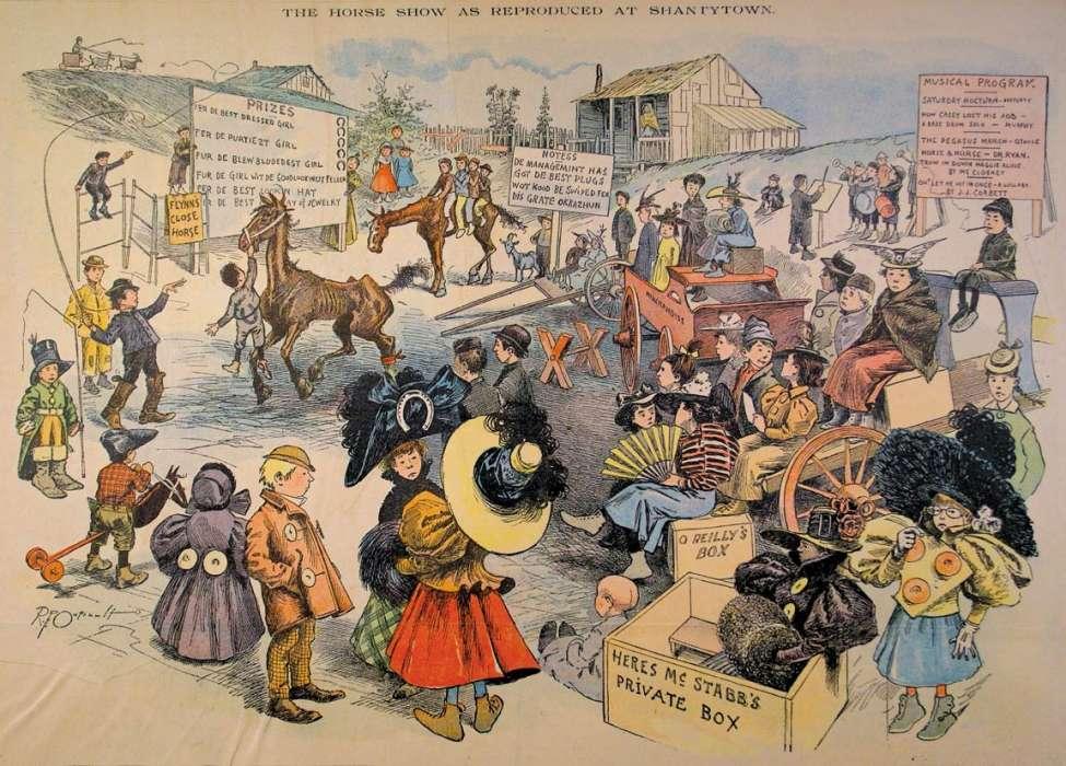 comic-en-diarios-yellow-kid-outcault-ilustracion