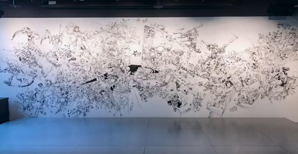 kim-jung-gi-dibujo-pared