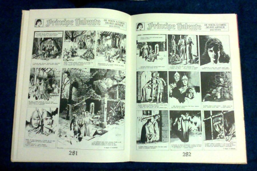 principe-valiente-hal-foster-ediciones-Brasil-america-paginas